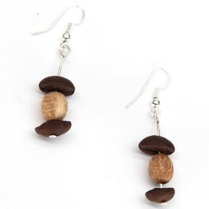 Jewelry - Curator's Collection: Cafe Earrings